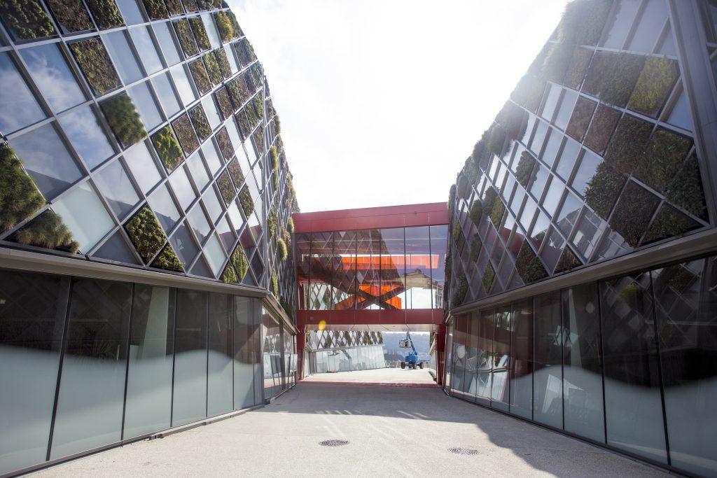 Nouveau centre administratif communal