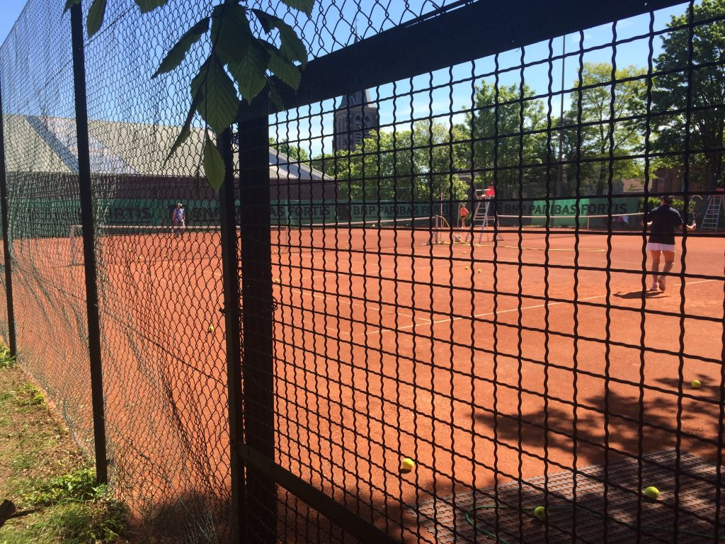 Smash 51 et Herstal Tennis club